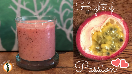 Height of Passion Smoothie