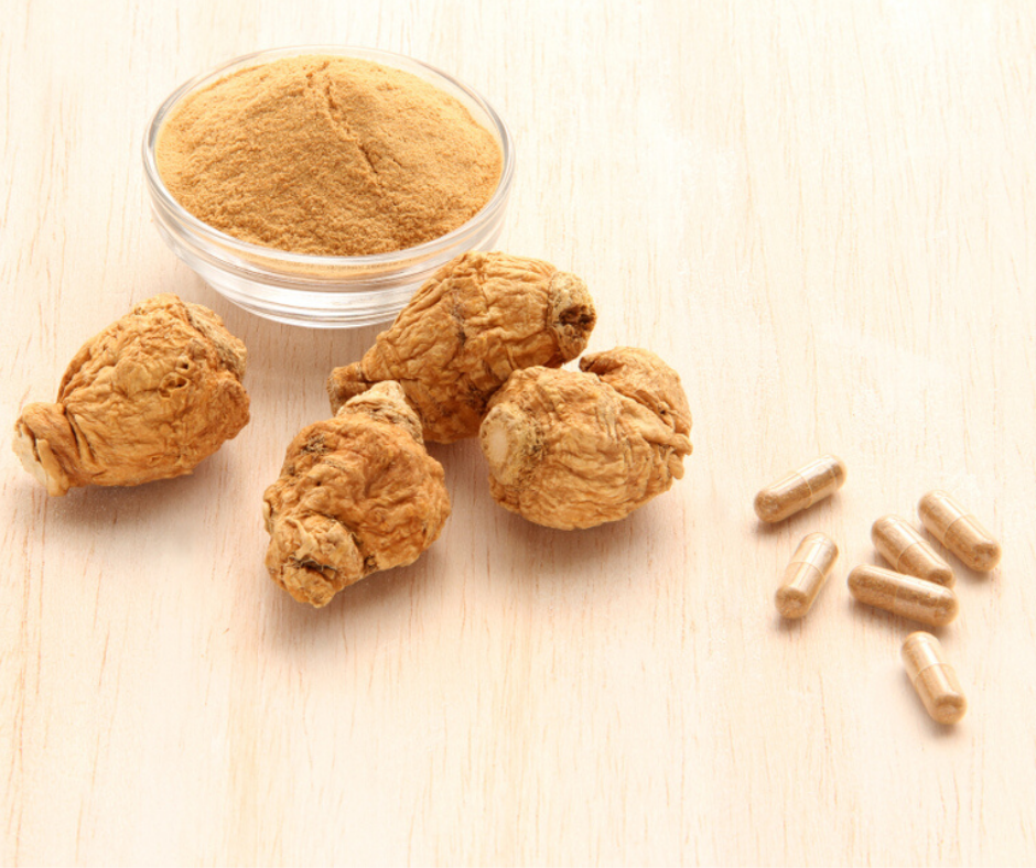 The health benefits of Maca