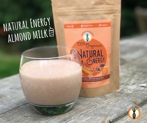 Natural Energy Almond Milk