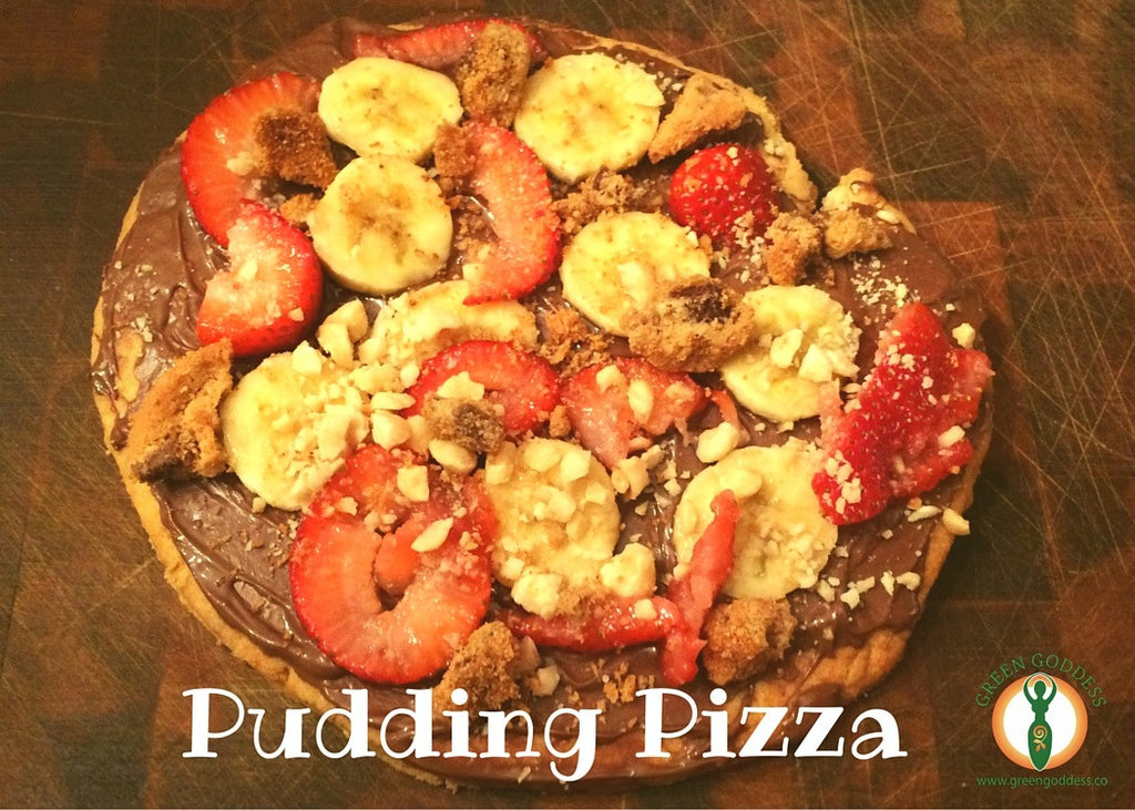 Pudding Pizza