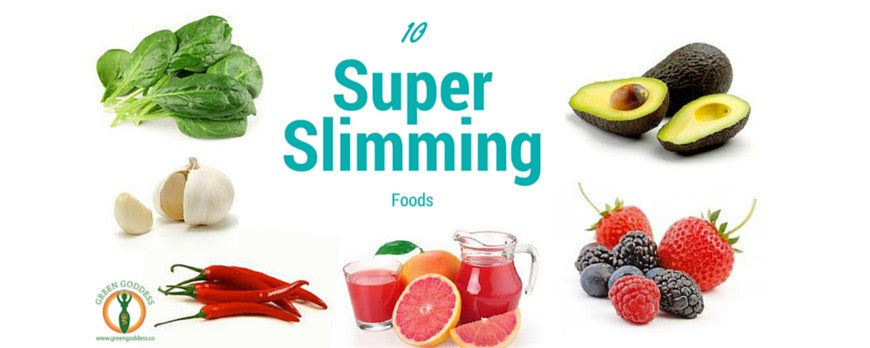 10 Slimming Foods To Add To Your Diet