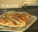 Smoked Tofu Wellington