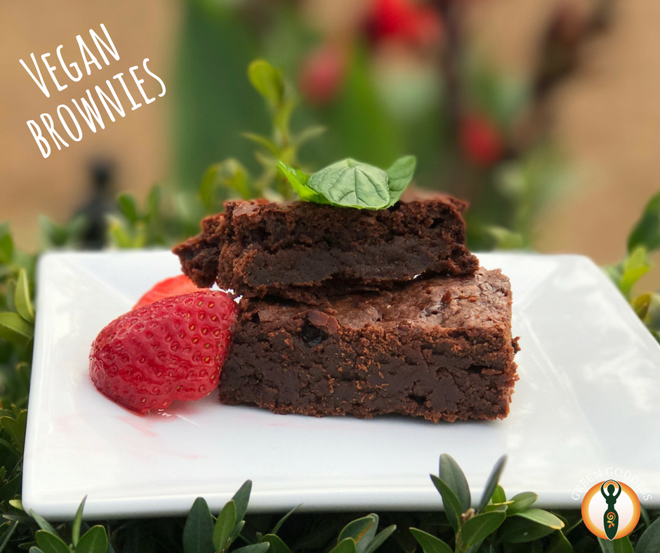 The best vegan brownie recipe