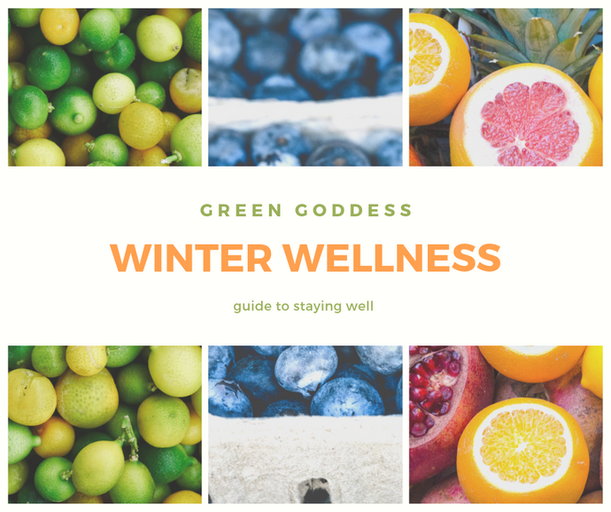 Green Goddess Guide To Winter Wellness