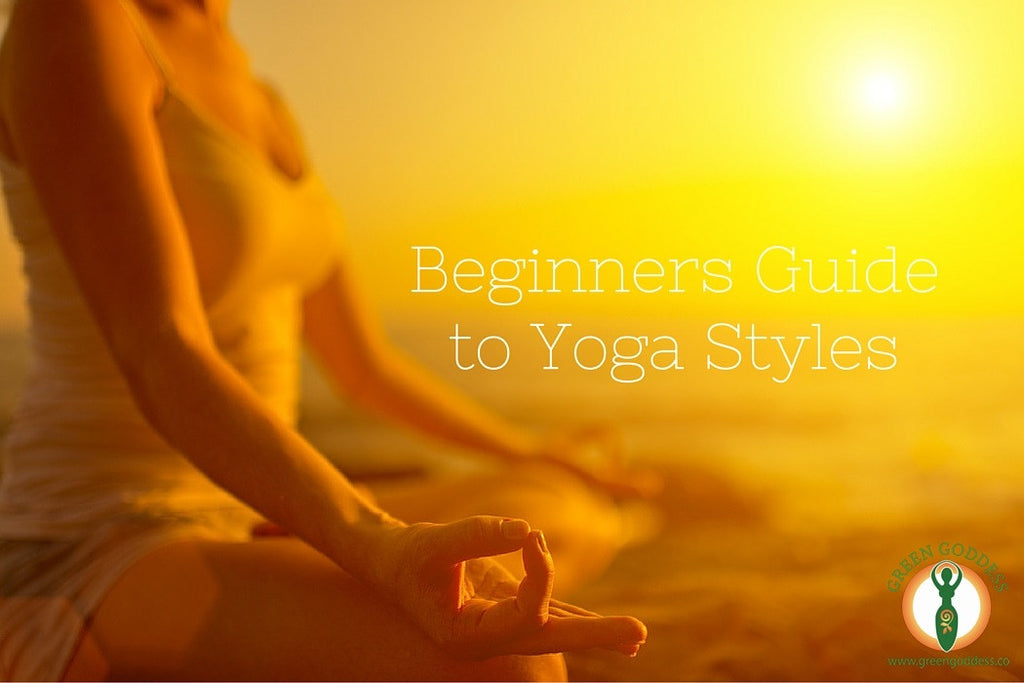 Beginners Guide To Yoga Styles
