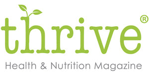 Green Goddess in Thrive Magazine health and nutrition magazine