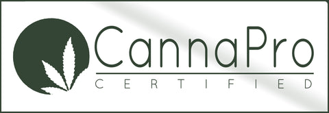 Certified member of Cannapro Green Goddess
