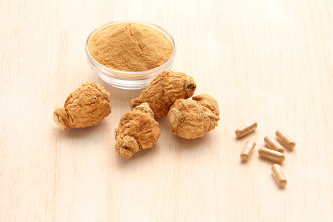 Maca high strength vegan capsules