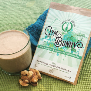 Gym Bunny High Protein Banana & Nut Smoothie