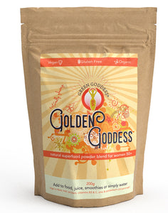 Golden Goddess Organic Superfood for Women