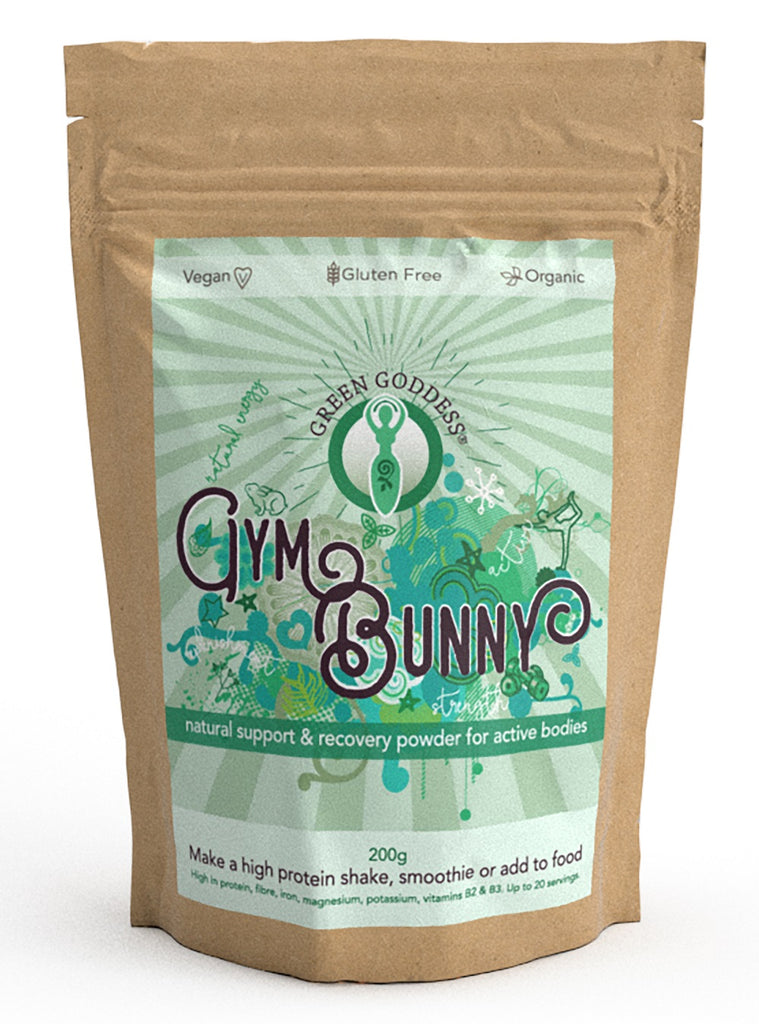 Gym Bunny Protein Powder - Green Goddess