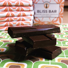 Green Goddess Bliss Bar 10mg CBD 54% Dark Chocolate Orange
