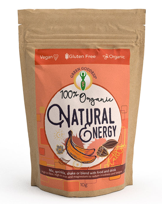 Natural Energy Organic Superfood Blend 100g
