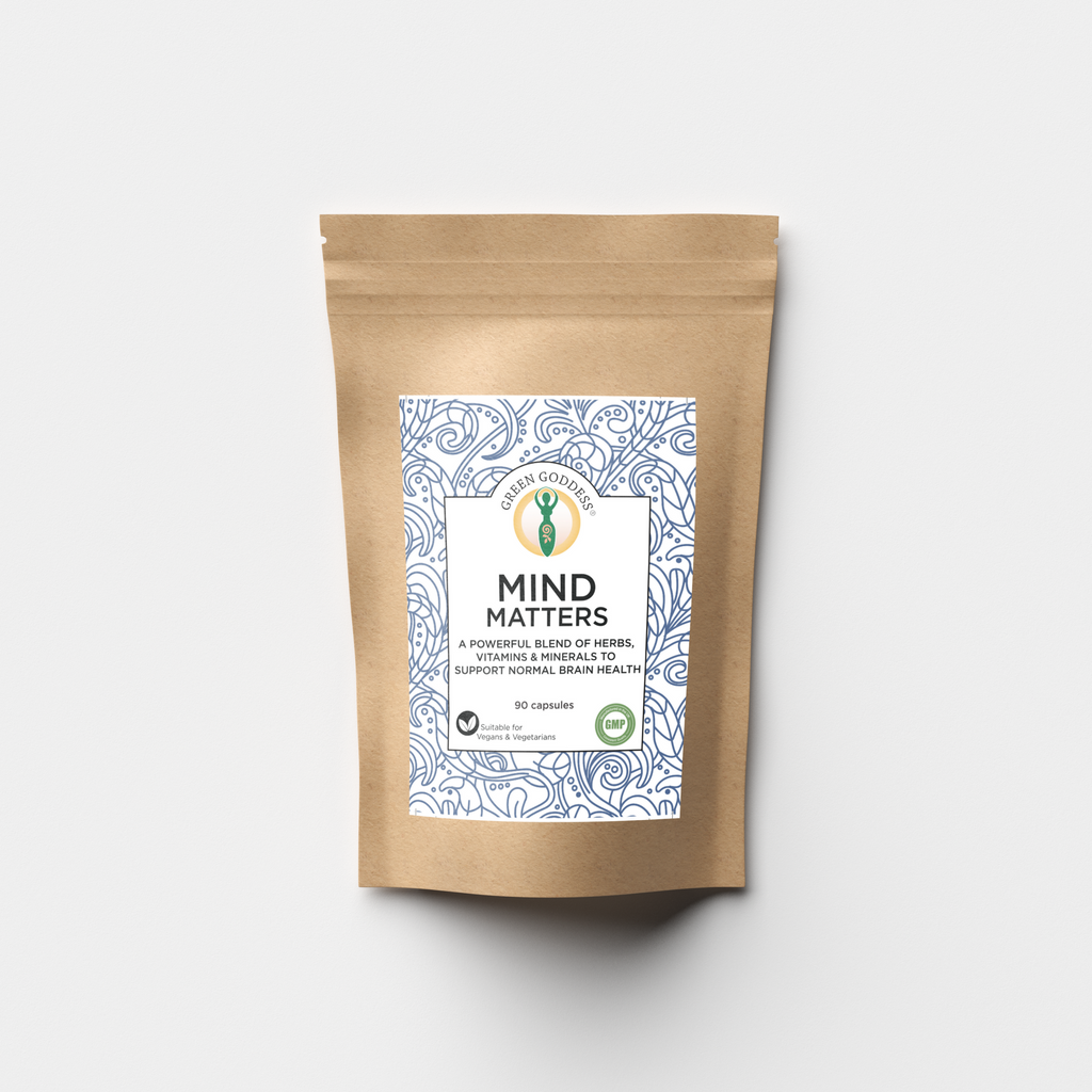 Mind Matters brain support supplements