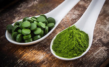 Organic Spirulina Tablets you can take at any time