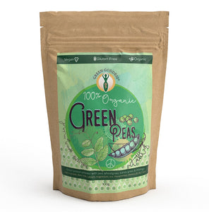 Green Peas Organic Vegan Protein Powder