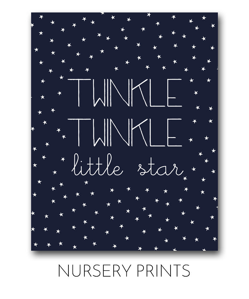 Nursery and Kids Art Prints