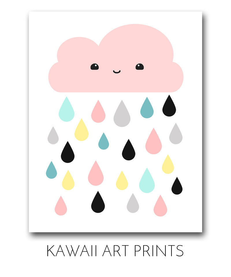 Kawaii Art Prints