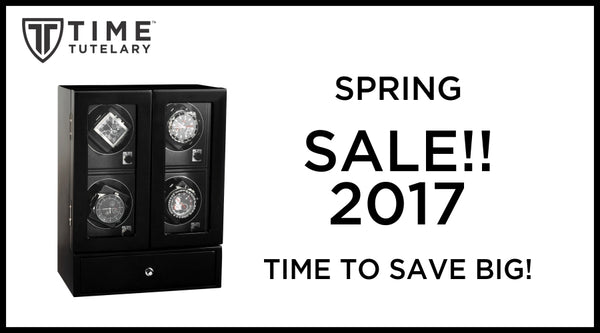 Save More With Our Spring Sale - 2017!