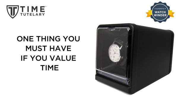 One Thing You Must Have If You Value Time