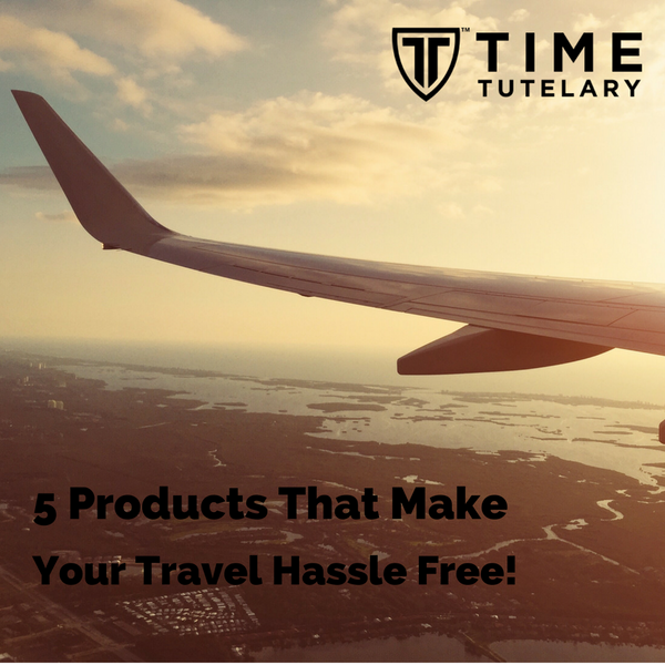5 Products That Make Your Travel Hassle-Free