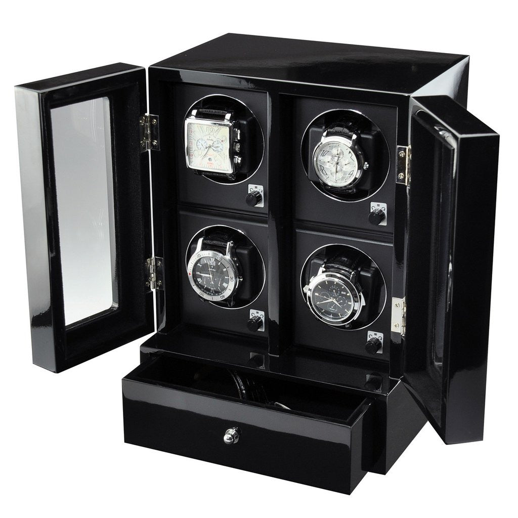 How To Pick The Best Automatic Watch Winder Timetutelary Co Uk