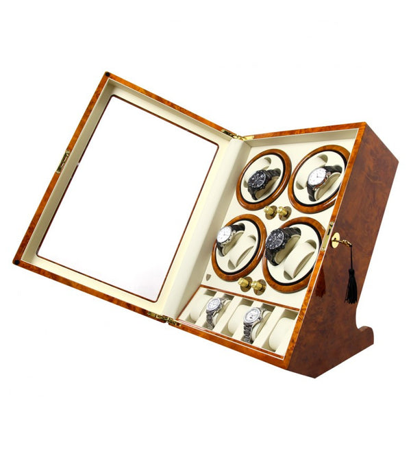 Does my luxury watch needs a Watch Winder?