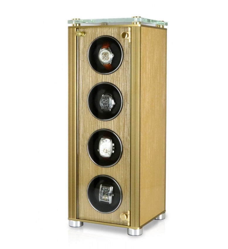 PREMIUM WATCH WINDER AT TIME TUTELARY