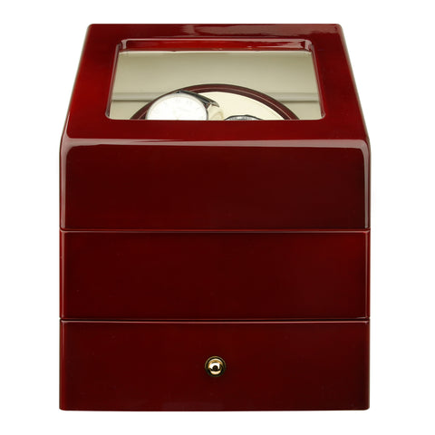 Piano Gloss Finish, 4 Programs, 1440 - 5760 TPD, Storage for Watches or Jewellery (No' 073)