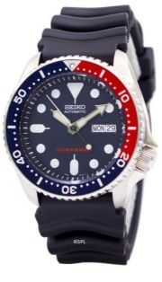 MENS Seiko Automatic Divers Watch, 200m, 21 Jewels SKX009K1