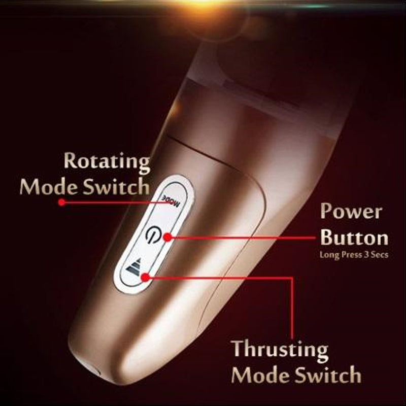 AILIGHTER Katerian II 4D Thrusting Rotating Automatic Male Masturbator