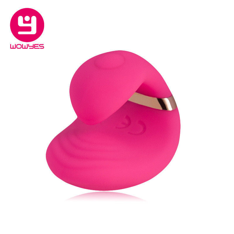 WOWYES 5 Mode Mini Vibrator