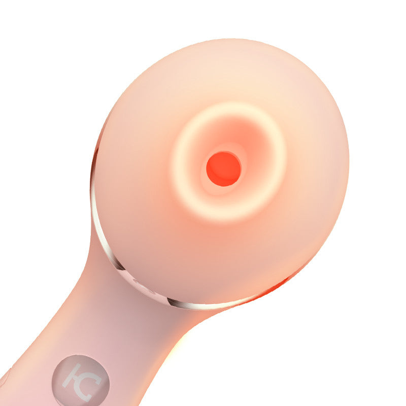 KISS TOY Polly Plus Sucking Vibrator Clitoris Stimulator Suction Massager