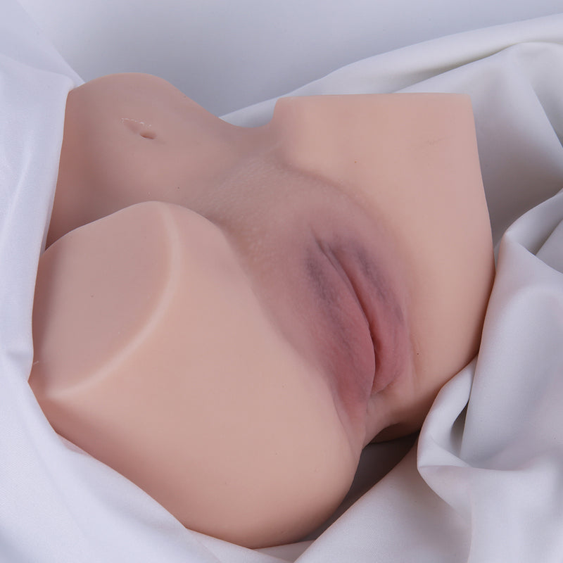 MD Celer Silicone Realistic Pussy & Anal Male Masturbator Doll