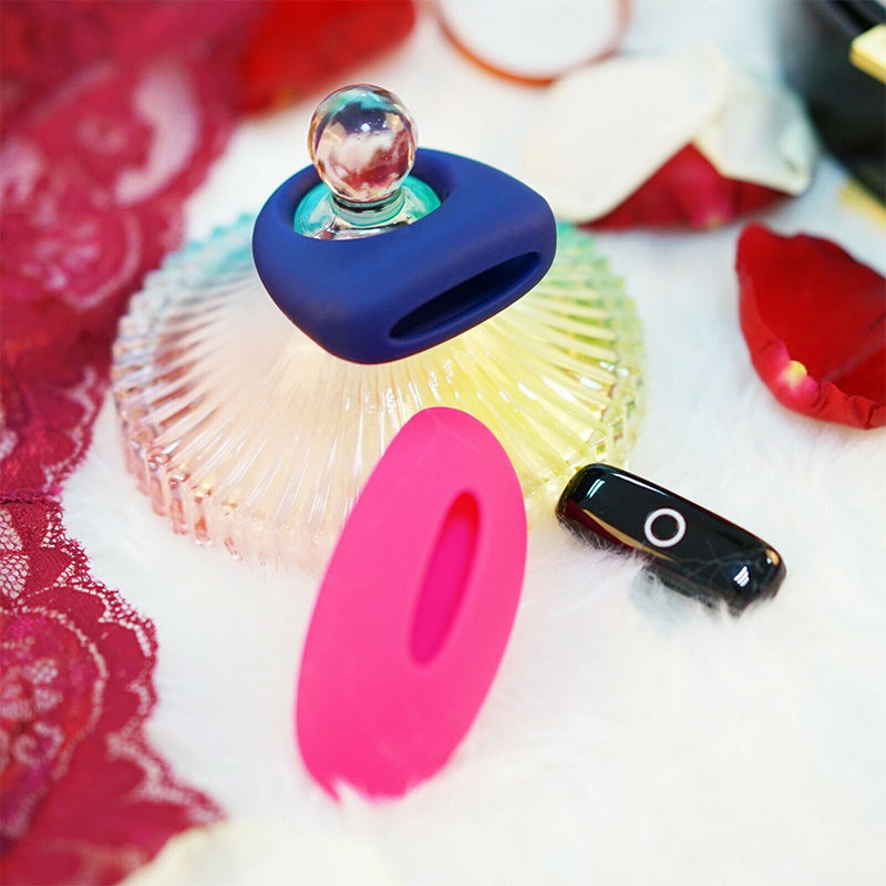 Magic Motion Candy & Dante App Control Couples Vibrator Kit Penis Ring or Wearable Bullet Vibrator