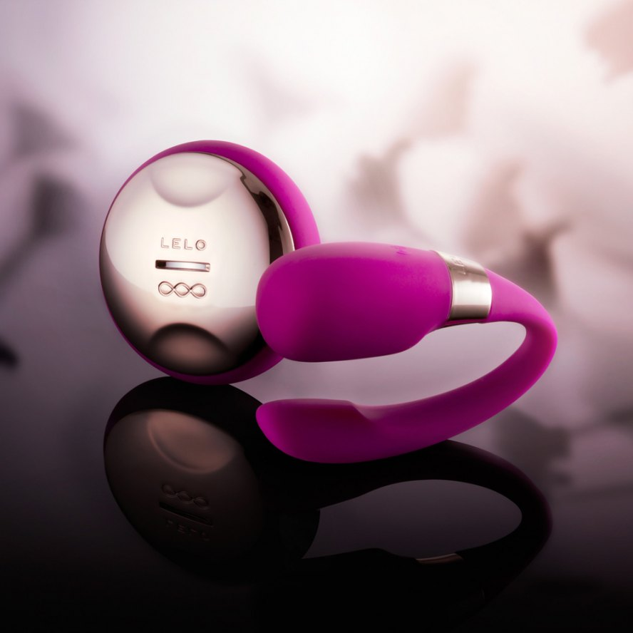 Lelo Tiani 3 Remote Control Bullet Vibrator Couples Massager USB Rechargeable