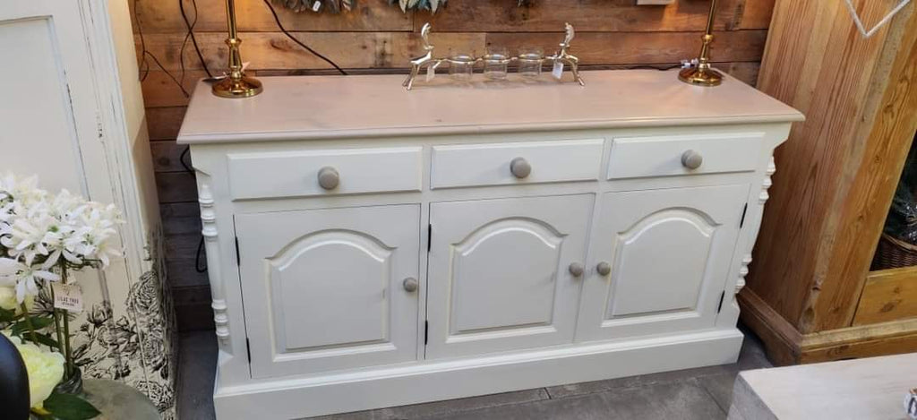 What a (Chalk Paint) Finish!