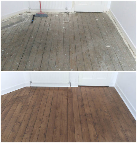 Breathe New Life Into Your Floorboards!
