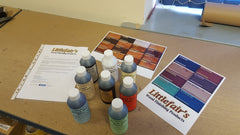 Stockist Starter Kit - Traditional & Pastel Wood Dye / Wood Stain