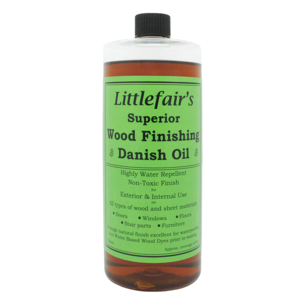Littlefair's Superior Wood Finishing Danish Oil