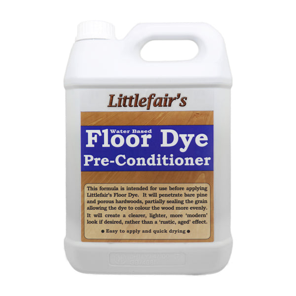 Littlefair's Water Based Floor Dye Pre-Conditioner