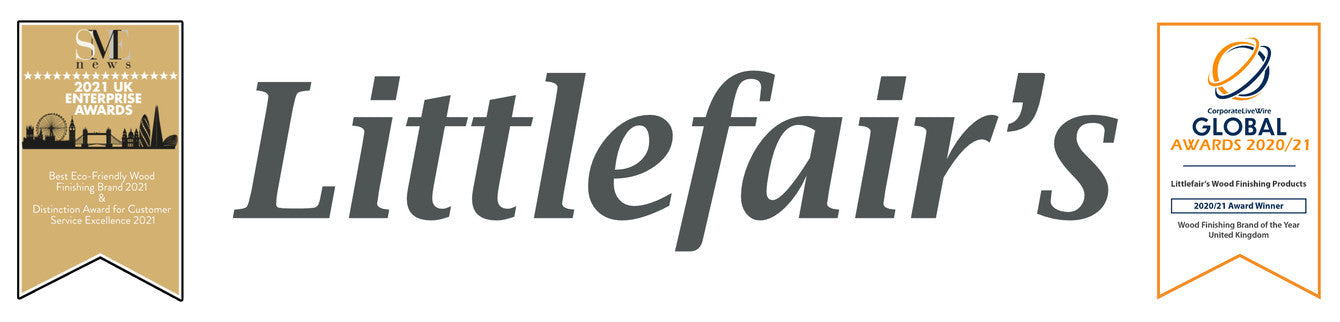Littlefair's Wood Finishing Products