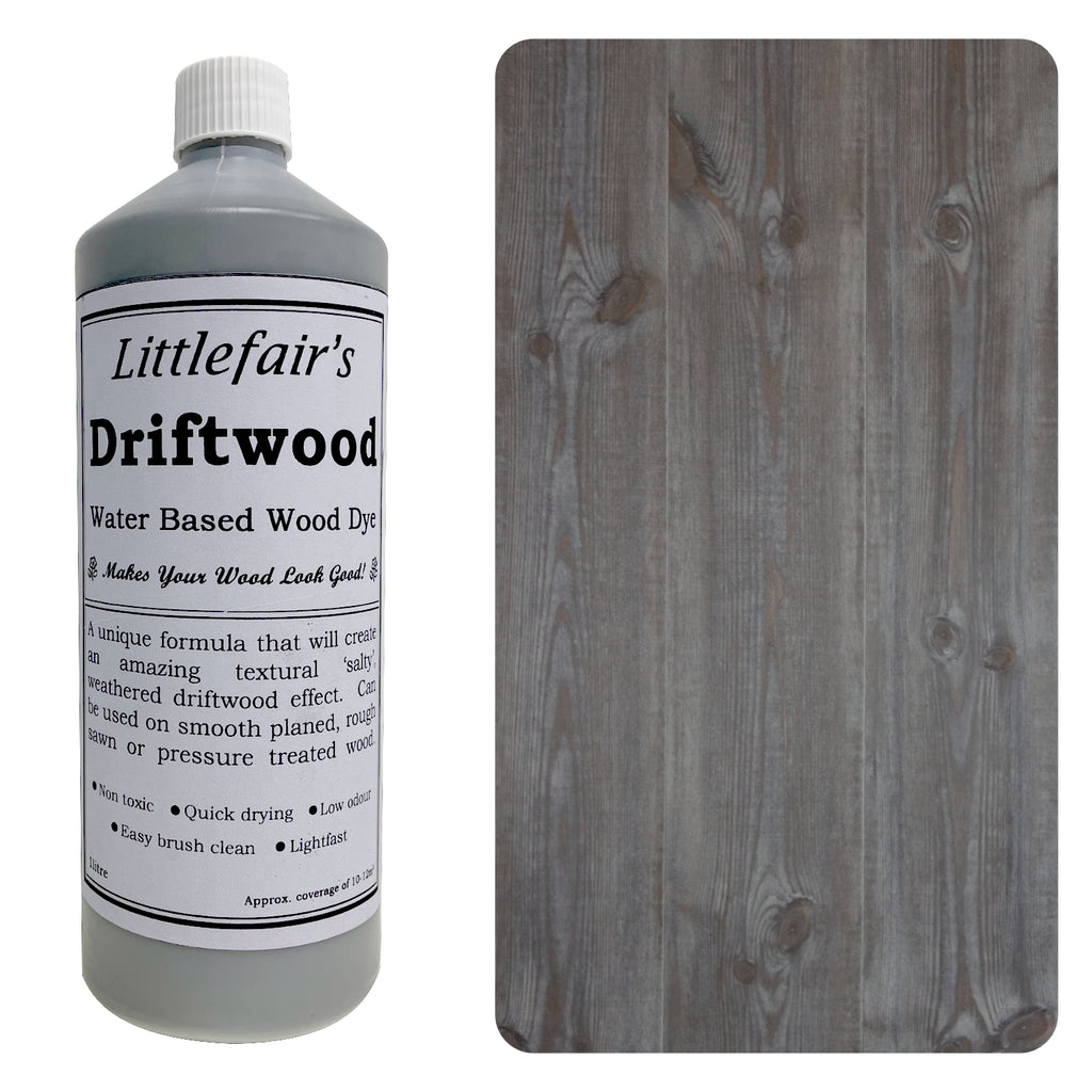 Littlefair's Traditional Wood Stain / Wood Dye