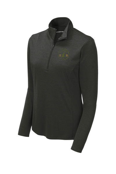 Elkhart Grain Co Endeavor 1/4 Zip Pullover (E.ST469)
