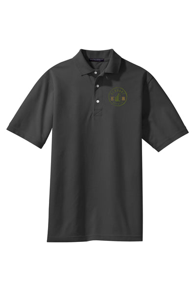 Elkhart Grain Co Rapid Dry Polo (E.K455)