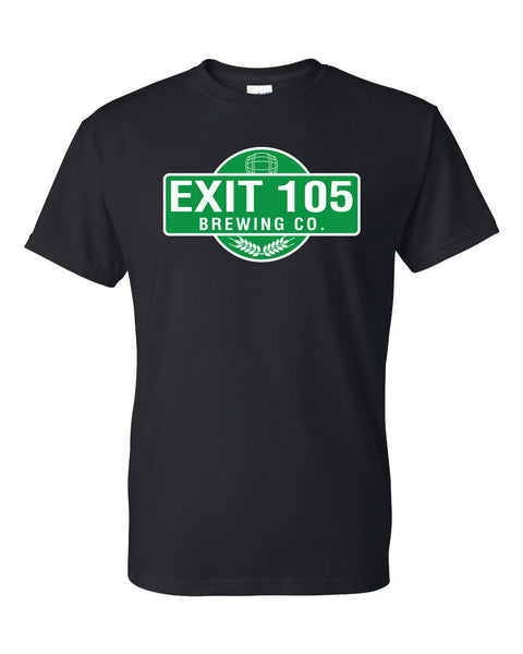 Exit 105 Brewing Unisex T-Shirt