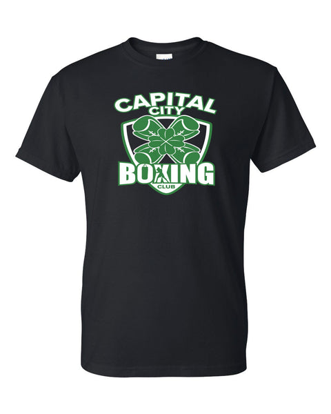 Capital City Boxing Club UNISEX T-Shirt (P.Gild8000)