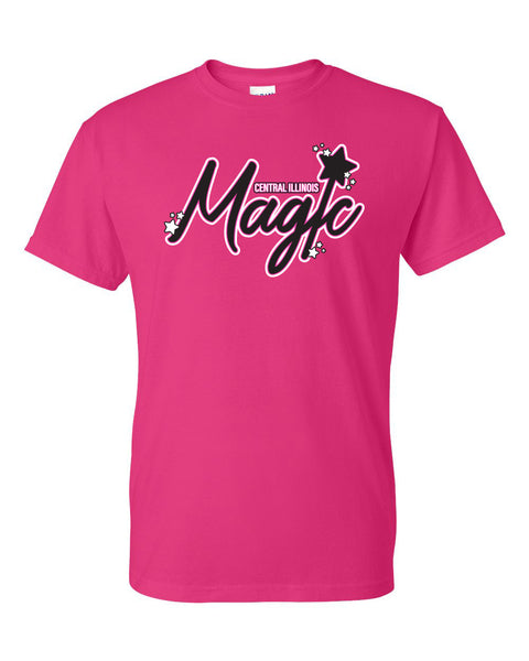 Central IL Magic Softball Unisex T-Shirt