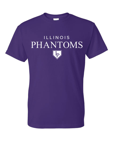 Phantom Softball Gildan Short Sleeve T-Shirt