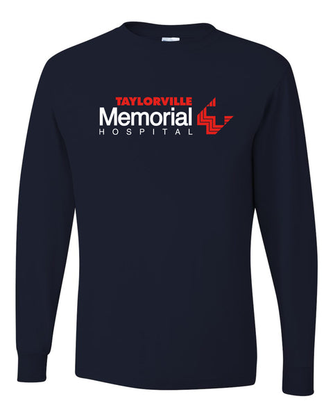 Taylorville Memorial Hospital Unisex Long Sleeve (P.JER29LSR)